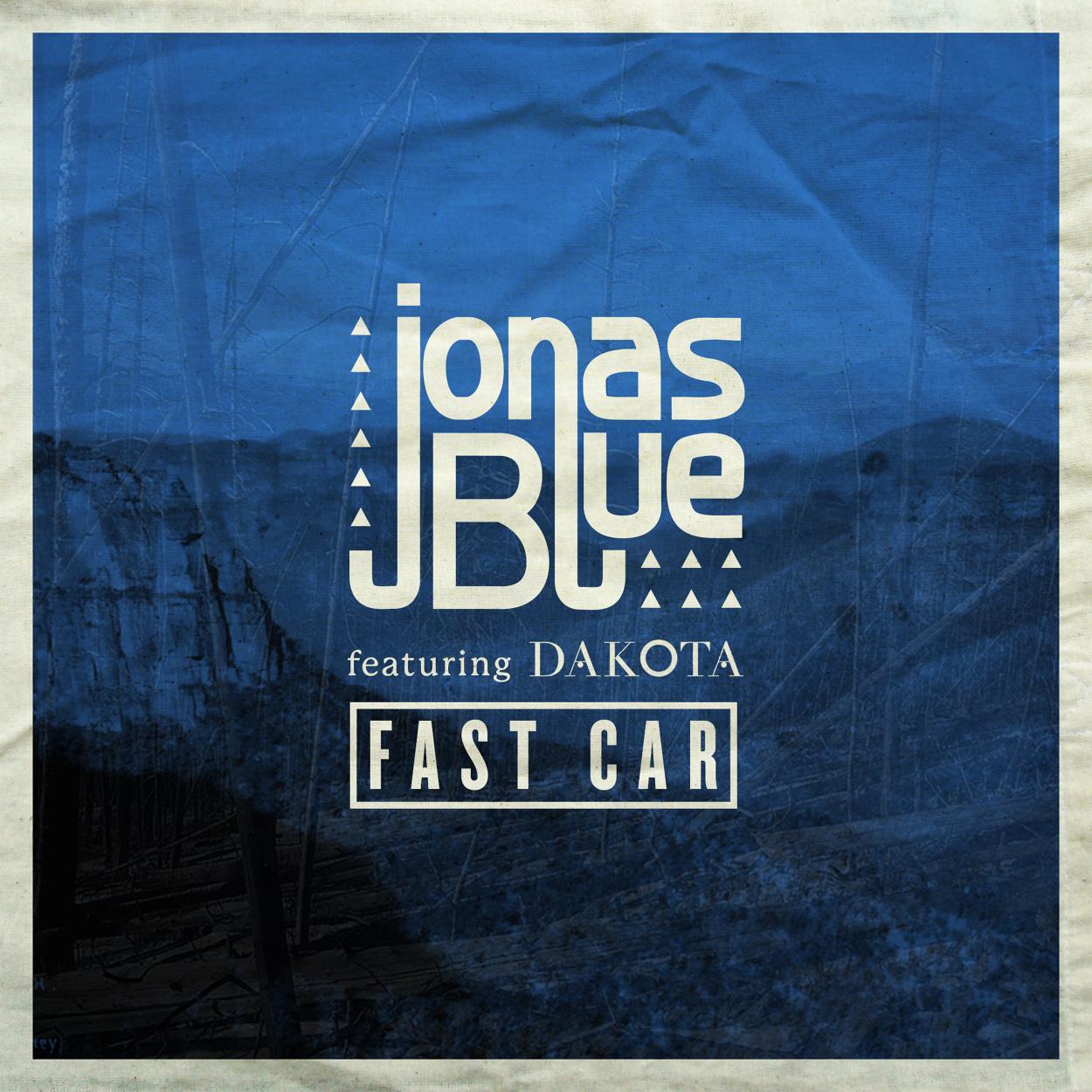 Logo and artwork design for Jonas Blue. Including his massive single ...